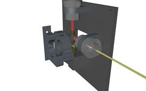 Interferometric Position Control
